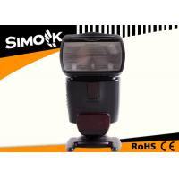 China Automatic TTL Flash Strobe on Camera Speedlight Flash Manual LCD Display wholesale