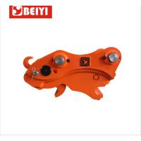 Buy cheap Excavator Mounted Hydraulic Quick Coupler For Connecting Excavator Attachments from wholesalers