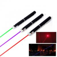 China OEM Lightweight Green Laser Pointers Presenter Remote Lazer 155*14mm Size on sale