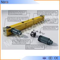 China 1 ~ 100T Electric Motorized Crane End Carriage Beam For Overhead Crane on sale