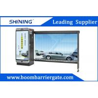 China Outdoor 5S Opening Time Automatic Boom Barrier Waterproof For Advertising wholesale