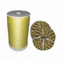 China Rope, Made of PP Material, Various Colors are Available wholesale