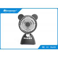 China 2 In1 Music Fan Bluetooth Speaker Micky Shape With ABS Plastic Materials wholesale