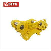 China Chinese Manufacturer 3 Point Hydraulic Quick Hitch Coupler For Excavator wholesale