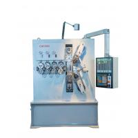 XD -680 Model 3.00 - 8.00mm CNC Spring Coiling Machine With Servo Motion System