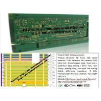 China TLX-8 Panasonic M6 Ceramic FR28 PCB Board Service Blind Slot Buried Copper Block wholesale