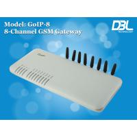 China SMPP VoIP 8 RJ11 Port GSM Gateway , HTTP Gateway for Call Termination on sale