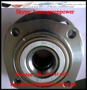 DAC2F02 BARB243823AD Automotive Bearing Wheel Hub Bearings