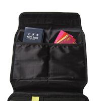Quality PVC Electronics Tablet Cover Bag Black Color Size Customized for sale