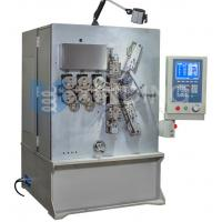 China 3.00 - 8.00mm Six Axis CNC Coil Spring Machine With Servo Motion System wholesale