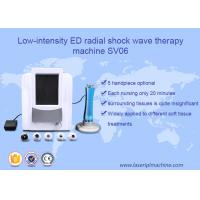 China Shock wave equipment ultrasound body pain relief shockwave Medical Therapy System With Shockwave SV06 on sale