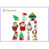 Buy cheap Genuine Christmas Gift Customized USB Flash Drive 64GB High Speed from wholesalers