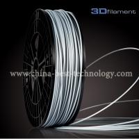 China 3D Printer Filament ABS 1.75mm Silver wholesale