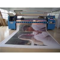 China Full Color Outdoor PVC Vinyl Banners With Grommets Uv Ink Printing wholesale