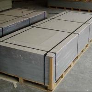 Fiber cement ceiling board