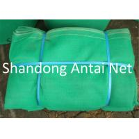 Quality colorful PE with FR cheap construction safety net for protection for sale