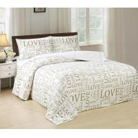 China Household Comfortable 4 Piece Bedding Set With Imported Natural Fabric wholesale