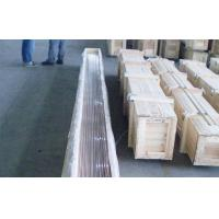 China Incoloy 800H Nickel Alloy Pipe MONEL400 Grade For Petrochemical on sale