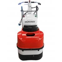 China 550mm Grinding Width Concrete Floor Grinder Machine Two Grinding Heads 4kw on sale