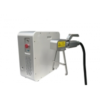 China Pulsed Laser 30W 50W Laser Cleaning Machine WIth 1.5kg Laser Head wholesale