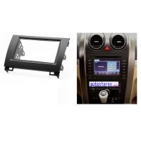 China Double Din 173*98mm Car Radio Fascia for GREAT WALL H3 H5 X240 Facia Install Fit Trim wholesale