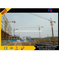 Quality Topkit External Climbing Tower Crane Height Anchorage120m With Ergonomic Cabs for sale