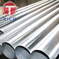 China TORICH JIS G 3452 SGP Carbon Steel Structural Tubing for Ordinary Pipe wholesale