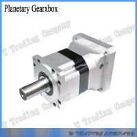 China 120mm series planetary gearbox with third stage for servo motor and stepper motor on sale