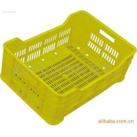 China Plastic Injection Oval PP Commodity Fruit Basket Mould wholesale