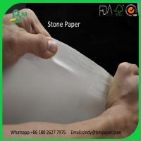 China New Technology 120gsm 144gsm 168gsm Roll Synthetic Paper wholesale