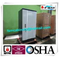 China Fireproof Anti Magnetic Cabinets With 4 Drawer For Storing Magnetic Tape / Micro Disk wholesale