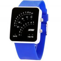 China Skmei Fashion Led Jelly Sport Watches 0890C wholesale