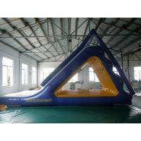 China CE Certification 0.90mm PVC tarpaulin Commercial Inflatable Water Park on sale