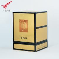 China Custom Perfume Packaging Boxes , Small Box For Creative Perfume Packaging wholesale