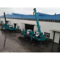 China 80ton to 120ton Hydraulic static pile driver  for precast pile for piling foundation wihout noise and vibration wholesale