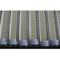Quality Commercial 22W LED Tube Light Fixtures T8 3528 fluorescent lamp Lifespan 50,000 for sale
