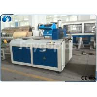 China Twin Screw Plastic Profile Production Line For PVC / WPC Door & Window Material wholesale