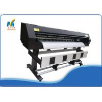 China Outdoor Fabric , Flex Banner Wide Format Solvent Printer With Epson DX5 Print Head wholesale