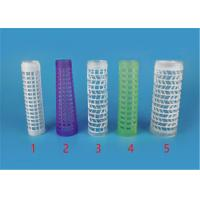 Buy cheap Clothing Knotless Plastic Cone 100% Polyester Yarn 40s / 2 for Sewing Thread from wholesalers