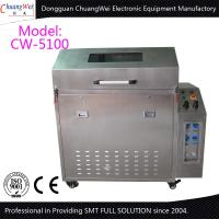 China Pneumatic Control smt cleaning equipment Pallet Cleaning Machine 100 safe wholesale