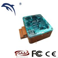 China Balboa control system Ponfit SPA with air pump massage hot tubs outdoor spa PFDJJ-02 wholesale