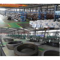 China Precision Machine Rolled Ring Forging Carbon Steel Flange ASTM / ASME Standard wholesale