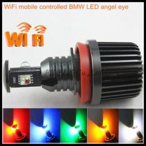 China Wifi control 32W RGB H8 LED angel eyes marker headlight for BMW E92 E60 E61 E63 E70 X5 E71 wholesale