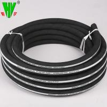 China Custom 3/4 inch 20mm id max 200 degree 4SH high pressure high temperature rubber hose wholesale