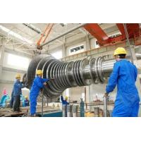 China Large Steam 1100mm Turbine Rotor Forging 30Cr1Mo1V Power 10Mw Standard ASME wholesale