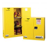 China Flammable Liquid Storage Cabinet, fireproof safety storage cabinets, yellow cabinetst wholesale