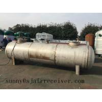 Buy cheap Underground Heating Oil  Fuel Container Tanks , Underground Gasoline Storage Tanks from wholesalers