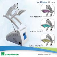China PDT LED Blue And Red Light Therapy Devices For Blood Vessels Removal wholesale