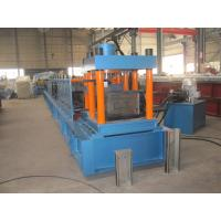 High Precision C Shaped Roll Forming Machine 82mm Solid Steel