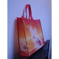 Wholesale custom promotional cheap custom non woven bag with logo printing from china suppliers